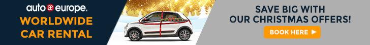 Auto Europe Christmas